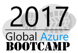 [Azure] Global Azure Bootcamp 2017