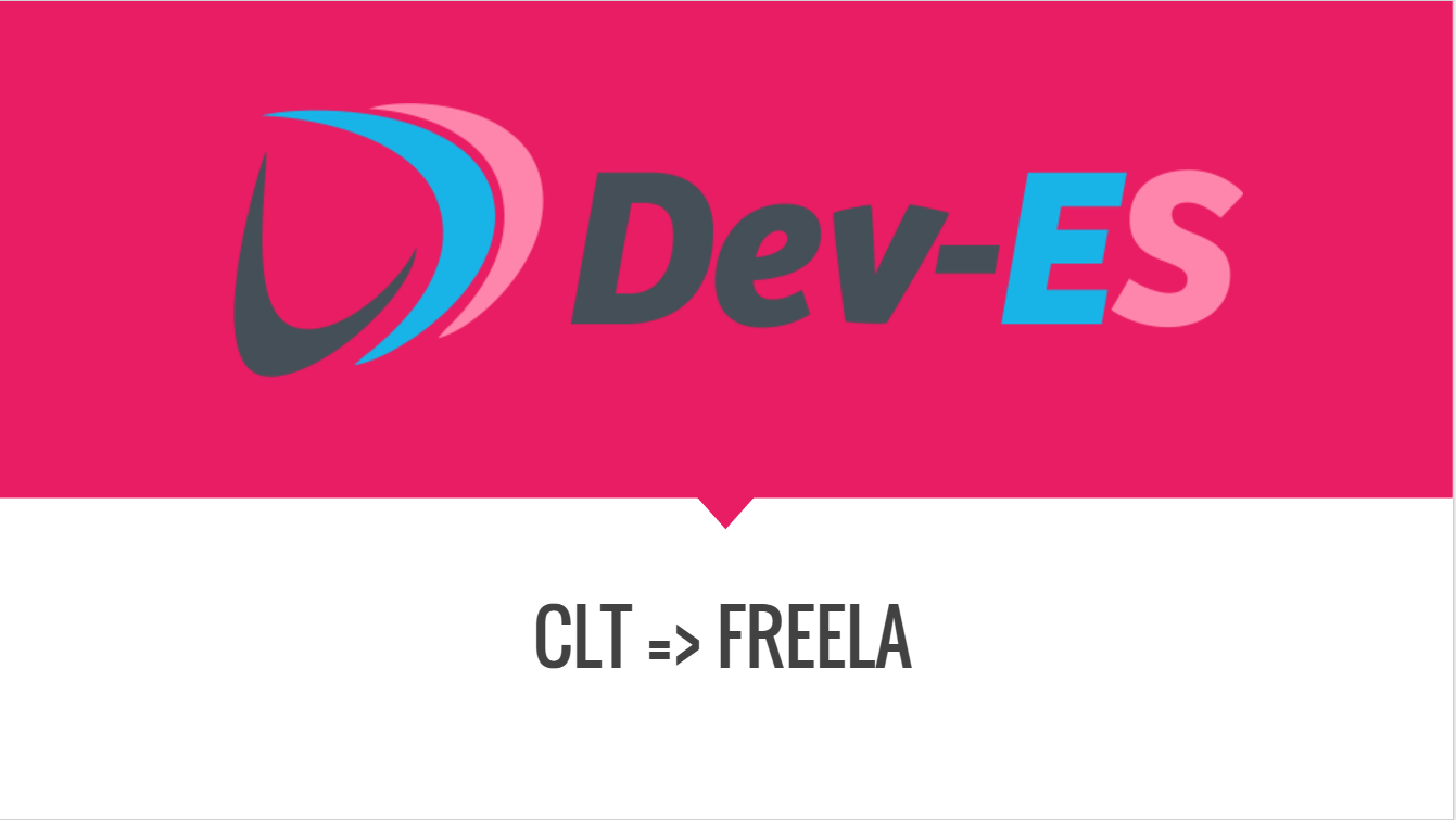 [TALK] - clt => freela