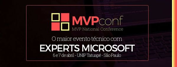 MVP Conference 2018