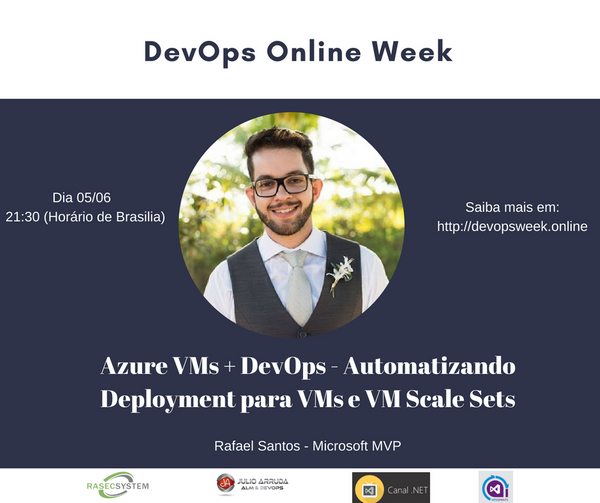 DevOps Week - Automatizando deploys para Azure VMs e Scale Sets