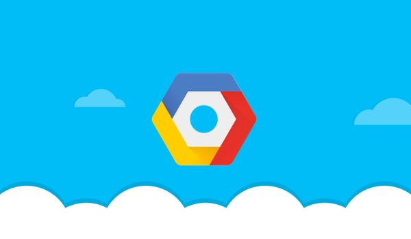 Google Cloud - My First App